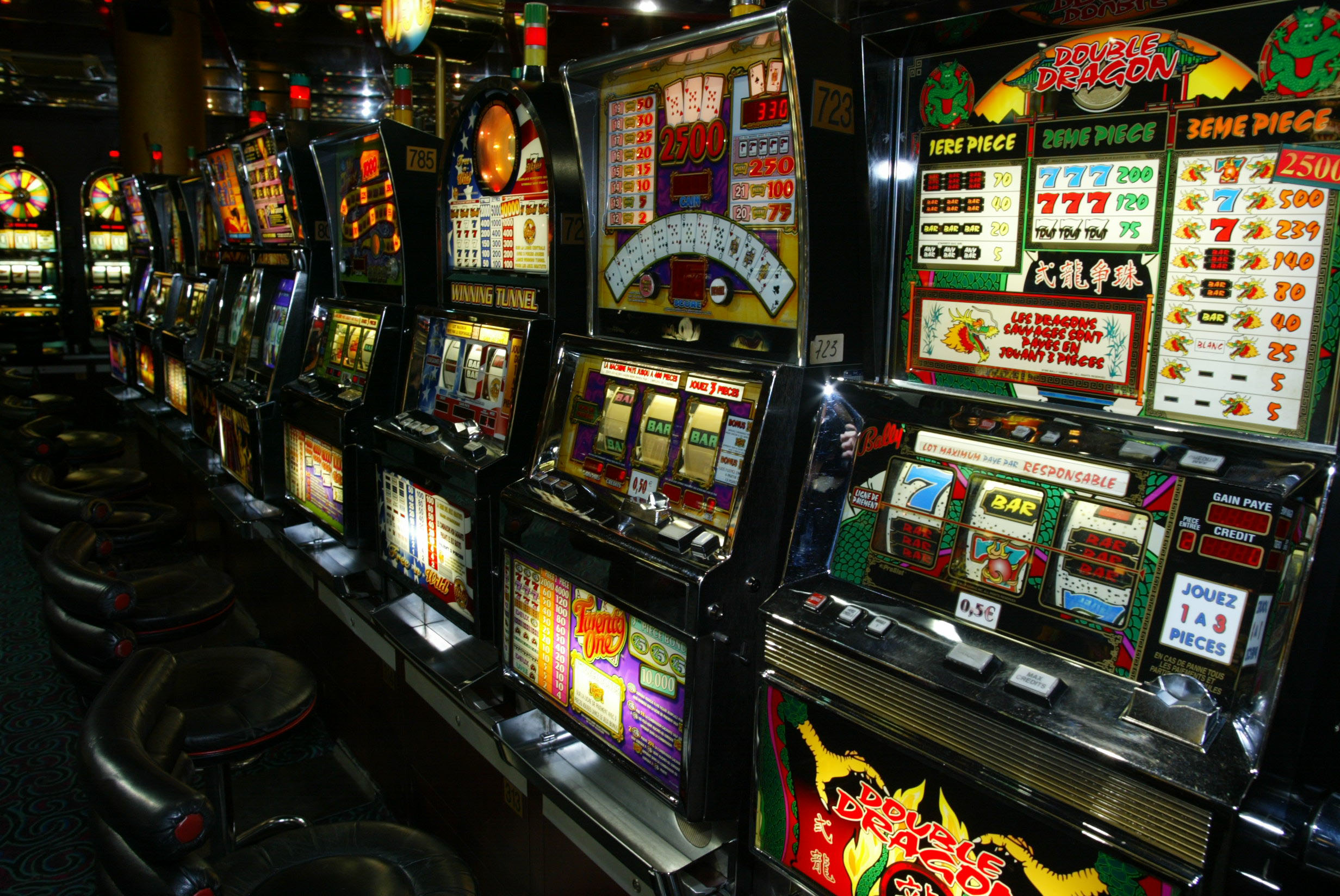 When a person has to check their luck or gambling capability, slots are the wonderful option.