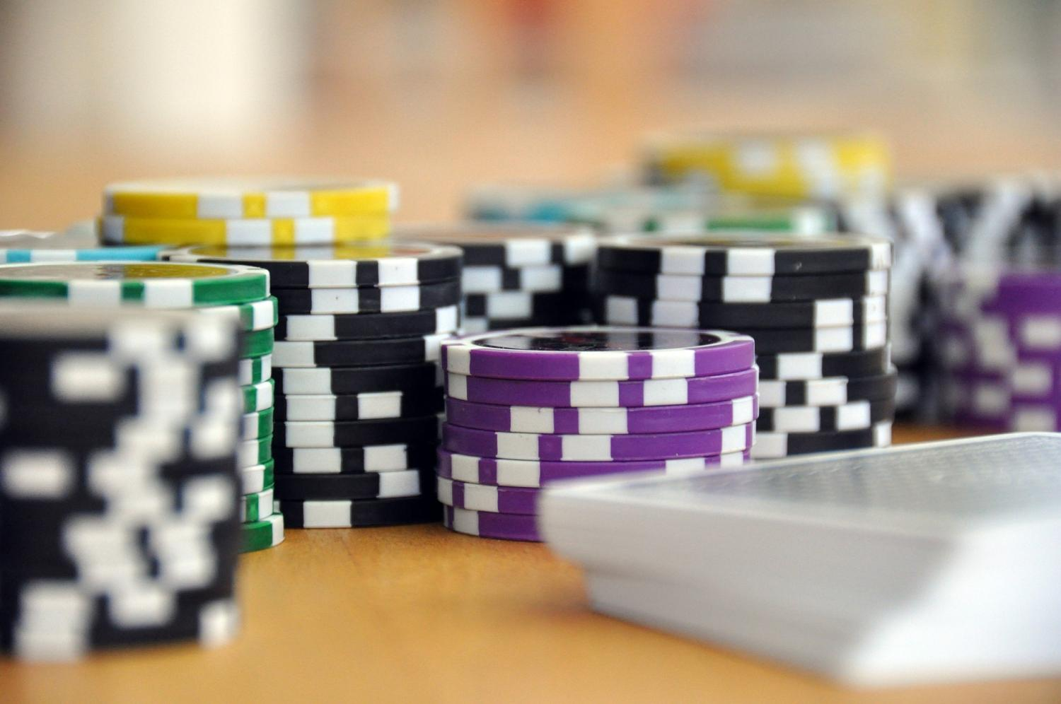 online gambling benefits