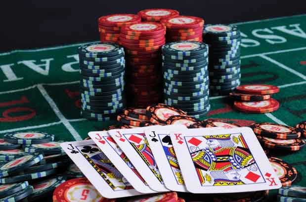 Online Gambling Game